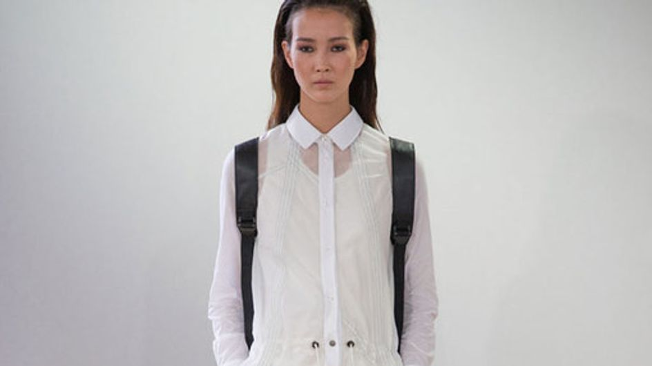 Christopher Raeburn - London Fashion Week Spring Summer 2013