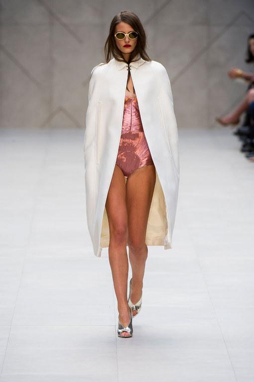 Burberry Prorsum show - London Fashion Week Spring Summer 2013