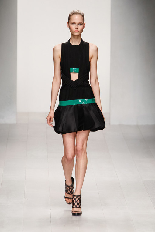 David Koma - London Fashion Week Spring Summer 2013
