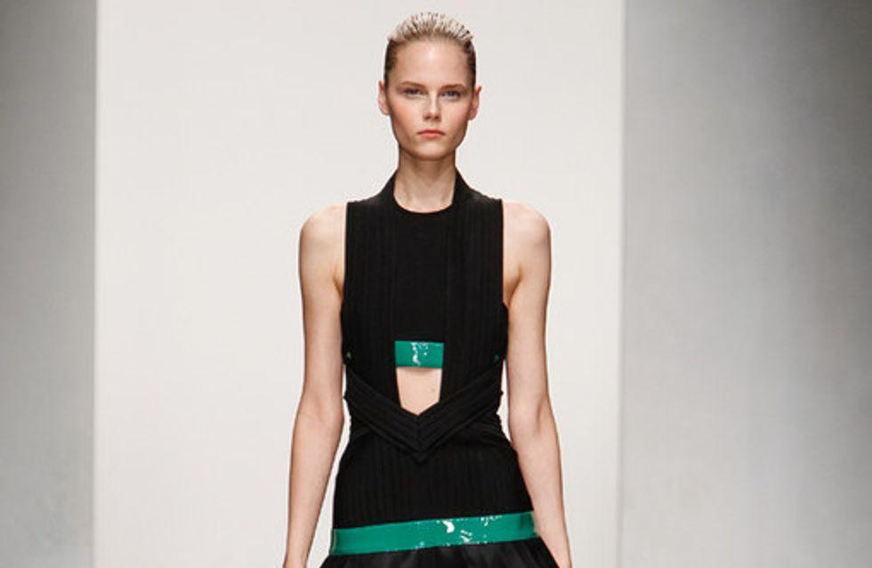 David Koma - London Fashion Week Spring Summer 2013
