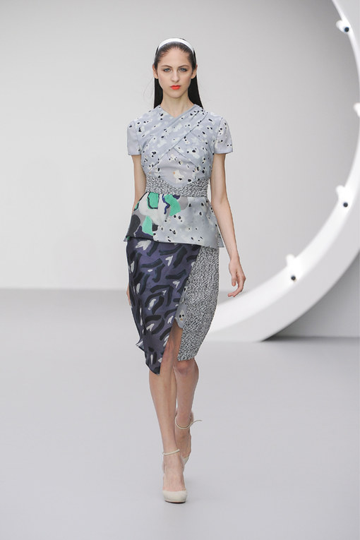 Michael van der Ham - London Fashion Week Spring Summer 2013