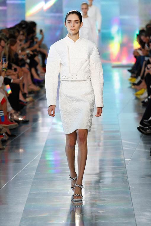 Christopher Kane - London Fashion Week Spring Summer 2013