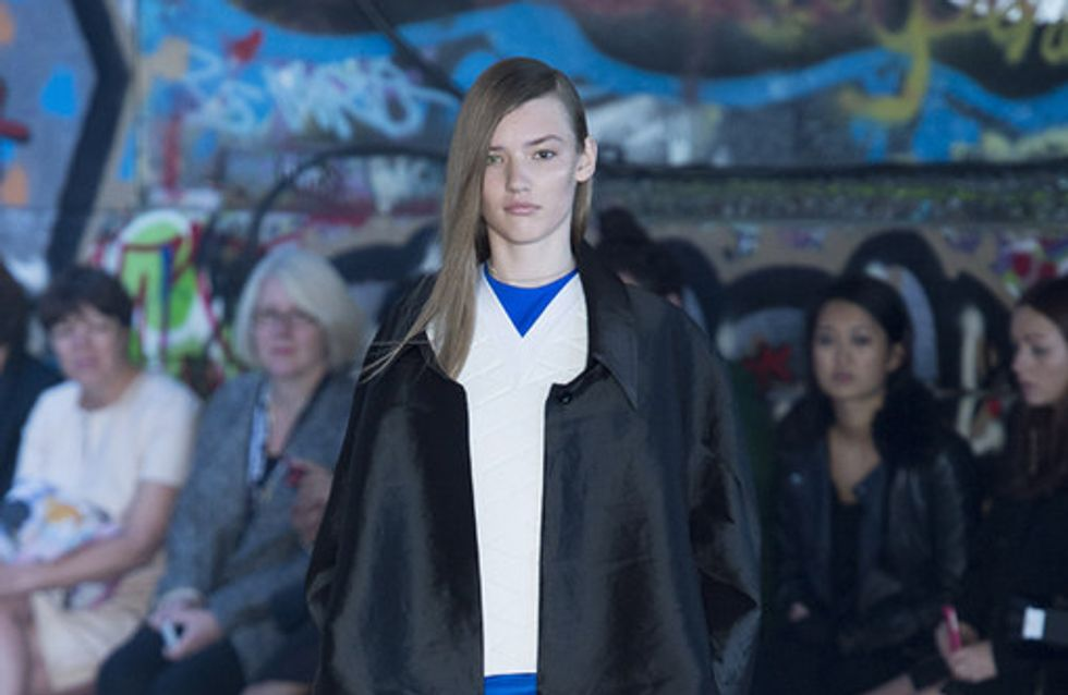 Thomas Tait - London Fashion Week Spring Summer 2013