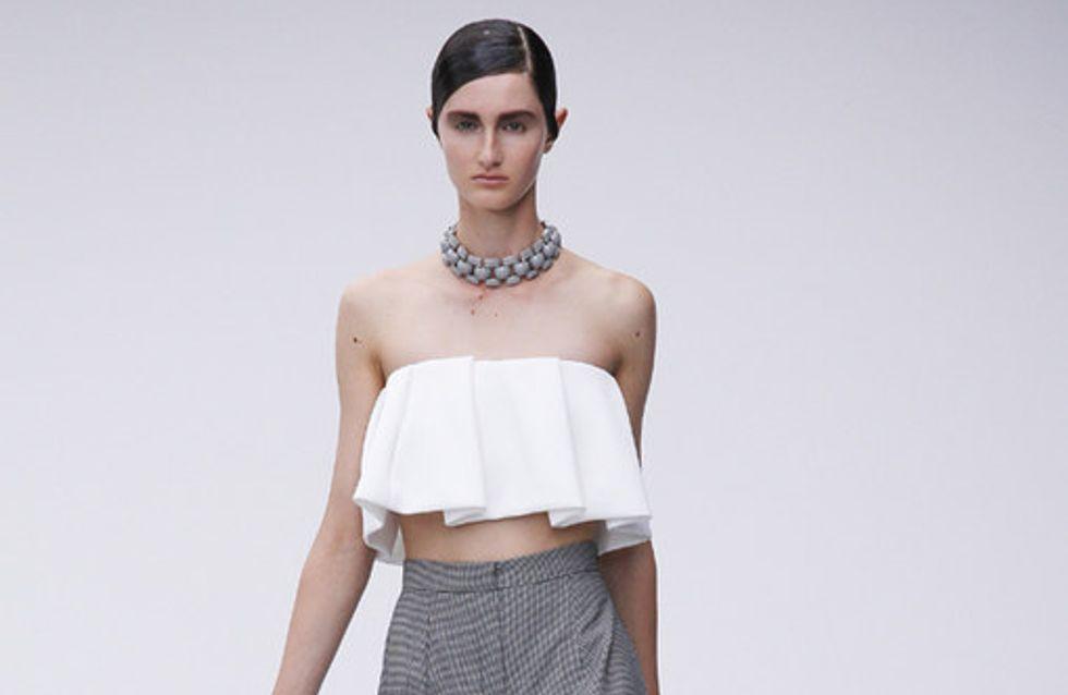 J.W. Anderson - London Fashion Week Spring Summer 2013