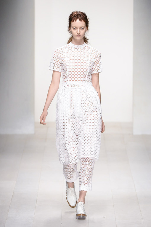 Simone Rocha - London Fashion Week Spring Summer 2013