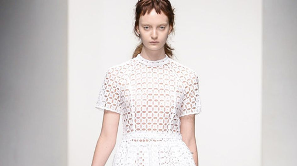 Simone Rocha - London Fashion Week Spring Summer 2013
