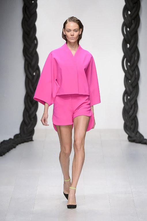 Osman - London Fashion Week Spring Summer 2013