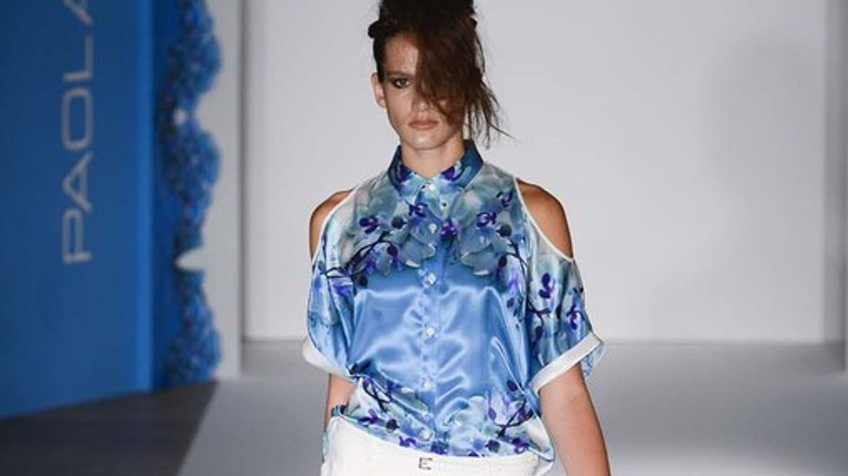 Paola Frani - Milan Fashion Week Primavera Verano 2013