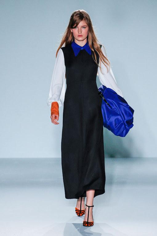 Roksanda Ilincic - London Fashion Week Spring Summer 2013