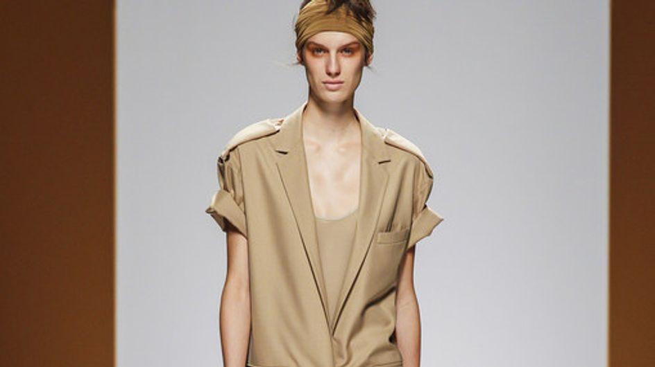 Max Mara - Milan Fashion Week Primavera Verano 2013