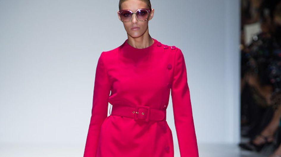 Gucci et ses silhouettes monochromes