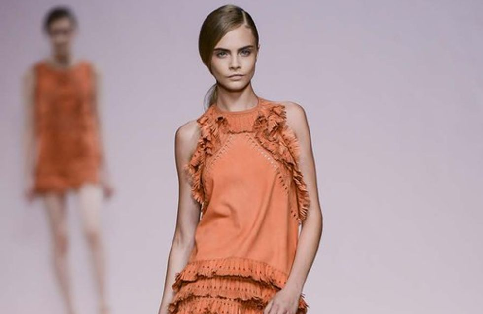 Ermano Scervino - Milan Fashion Week Primavera Verano 2013