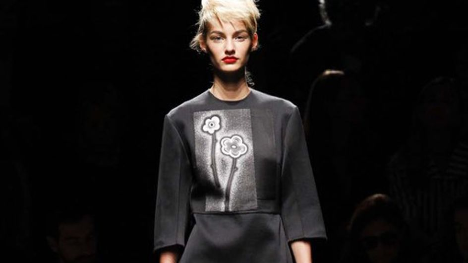 Prada - Milan Fashion Week Primavera Verano 2013