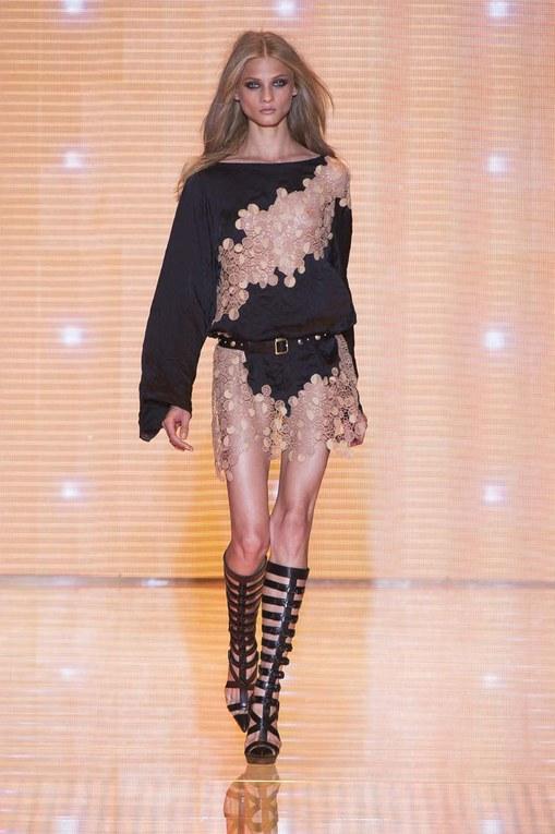 Versace primavera estate 2013
