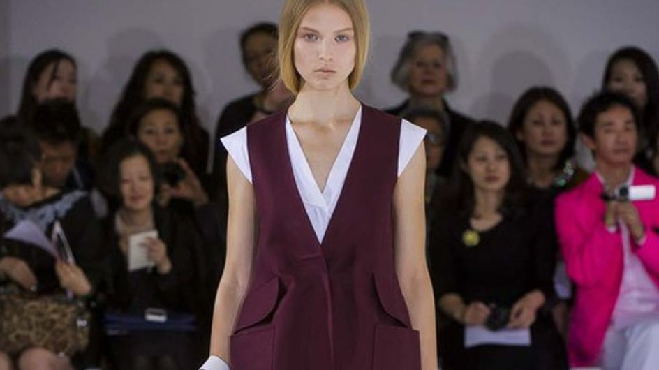 Jil Sander- Milano Fashion Week primavera estate 2013