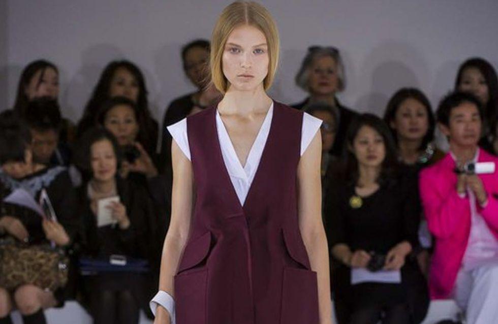 Jil Sander - Milan Fashion Week Primavera Verano 2013