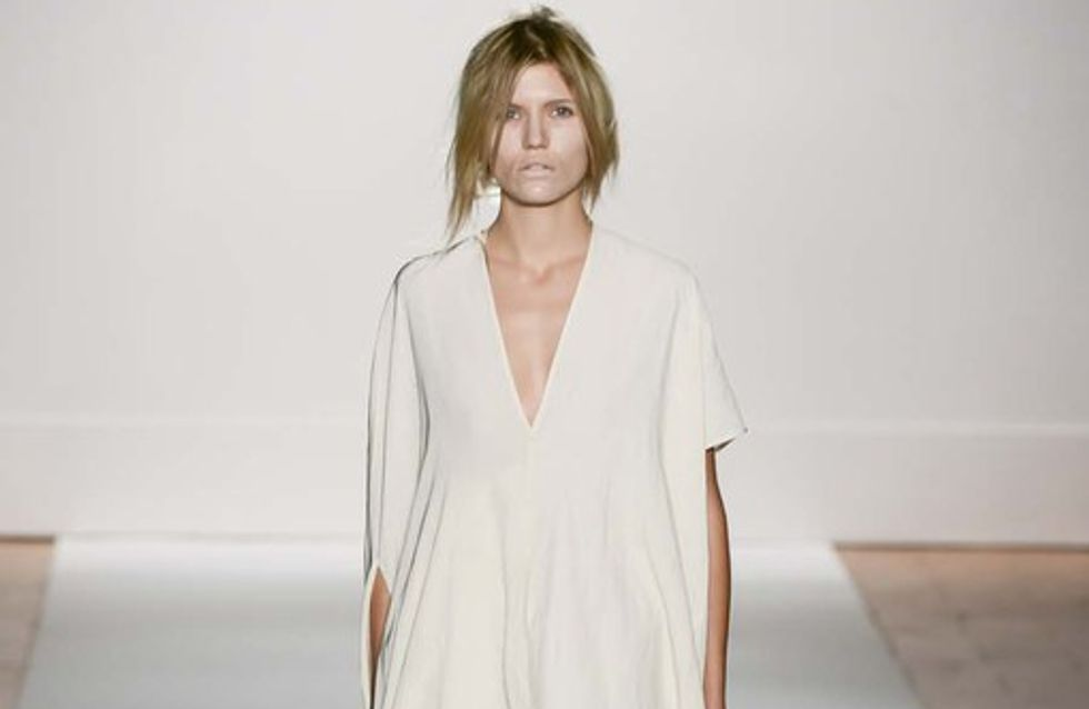 Uma Wang- Milano Fashion Week primavera estate 2013