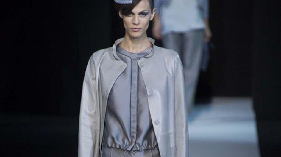 Donne esotiche e sofisticate per Giorgio Armani
