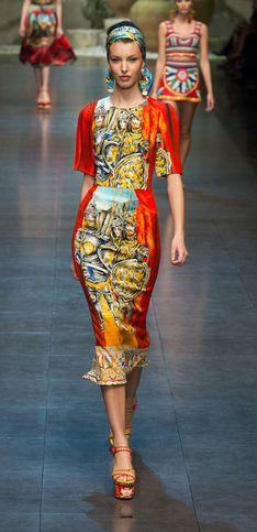 Dolce & Gabbana, la mode sous le soleil de Sicile