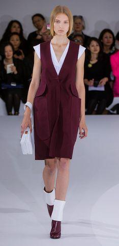 Jil Sander et son vestiaire minimaliste