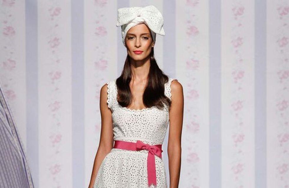 Luisa Beccaria- Milano Fashion Week primavera estate 2013