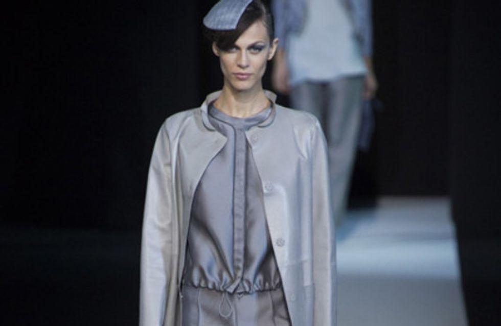 Armani, Prada, Gucci & Co: Die schönsten Looks aus Mailand