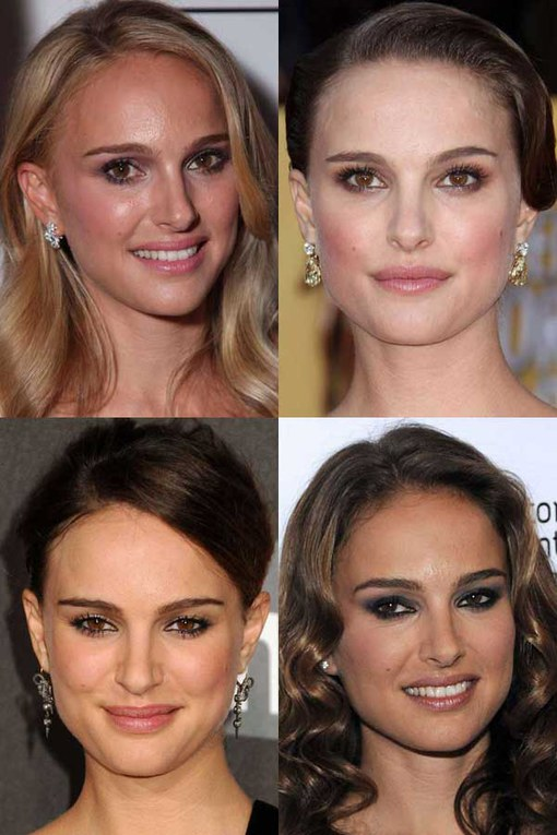 Natalie Portman hair: Luscious low key locks