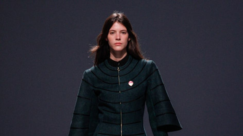 Aganovich - Paris Fashion Week Primavera Verano 2013
