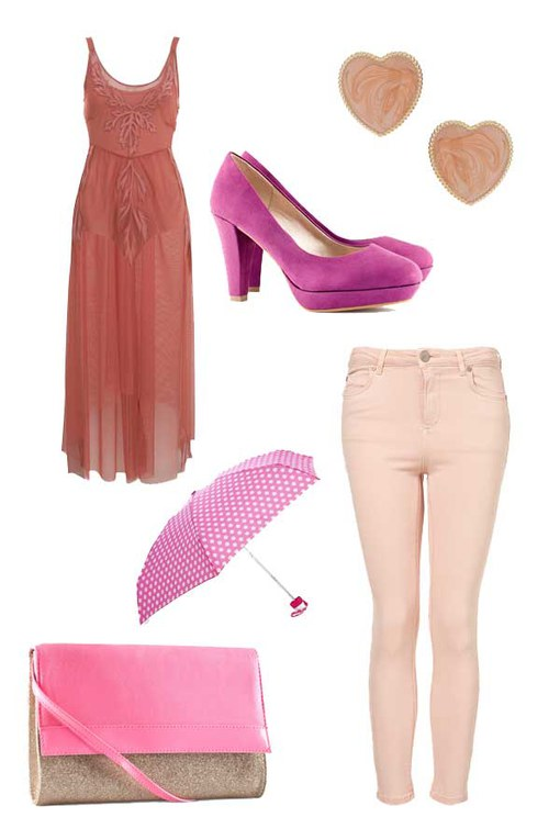 Fashion finds for Breast Cancer Awareness Month: Wear it Pink