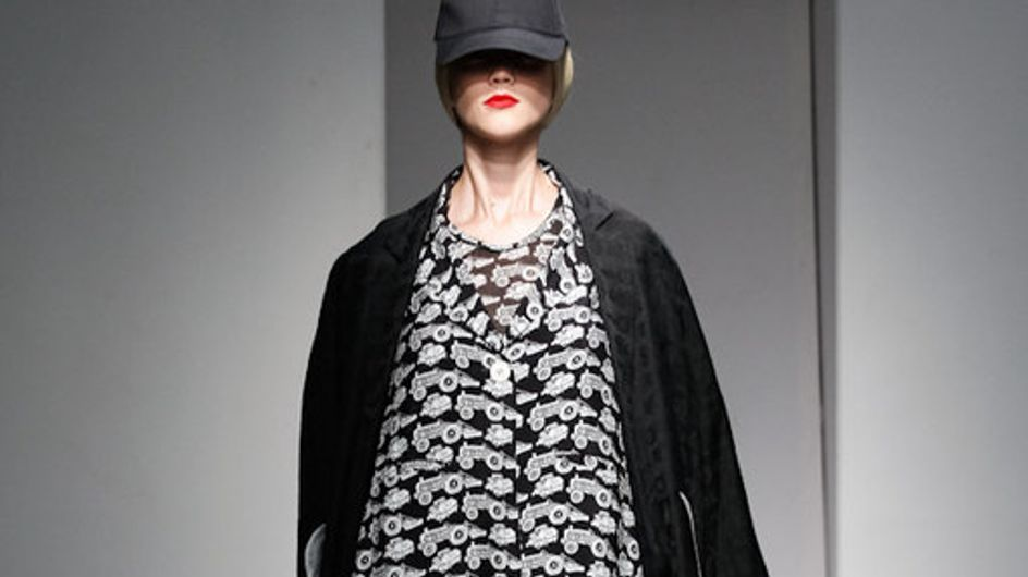 Dévastée - Paris Fashion Week Spring Summer 2013