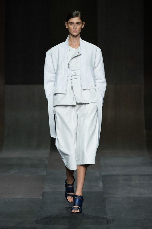 Damir Doma at Paris Fashion Week Spring Summer 2013