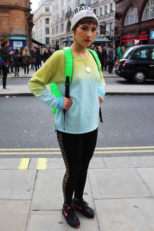 London Street Style September 2012