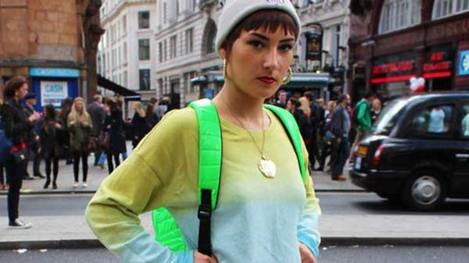 London Street Style September 2012