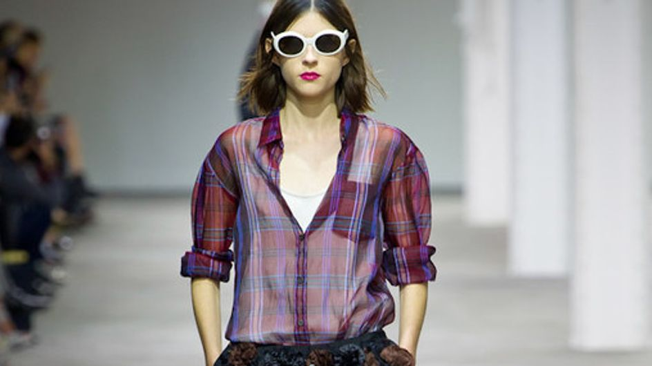 Dries Van Noten - Paris Fashion Week Primavera Verano 2013