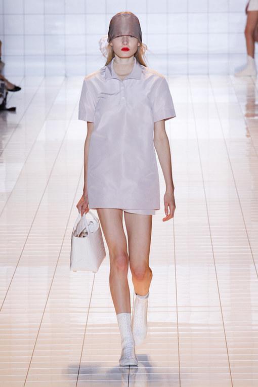 Rochas at Paris Fashion Week Spring Summer 2013