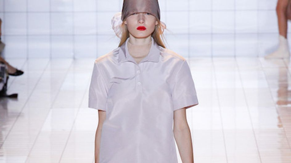 Rochas - Paris Fashion Week Spring Summer 2013