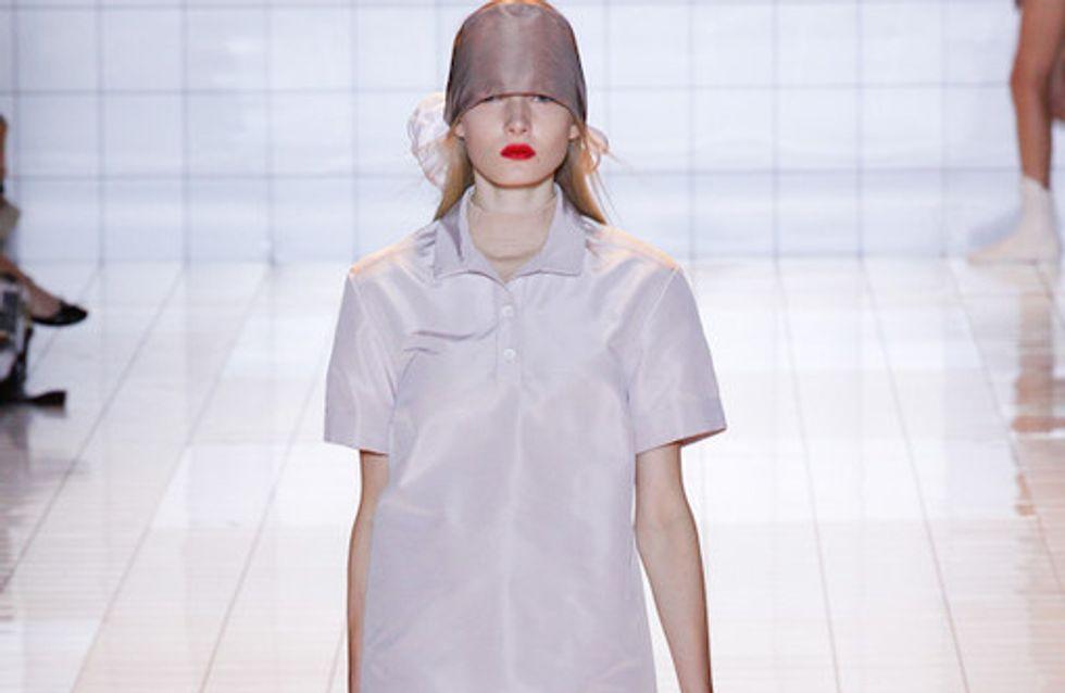 Rochas Parigi Fashion Week primavera/estate 2013