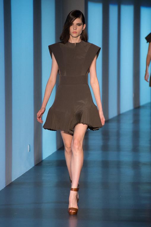 Mugler Parigi Fashion Week primavera/estate 2013