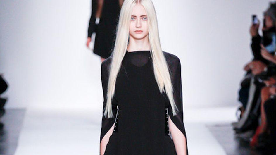Ann Demeulemeester - Paris Fashion Week Primavera Verano 2013