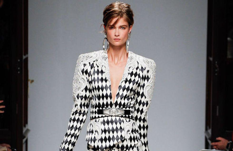 Balmain - Paris Fashion Week Primavera Verano 2013