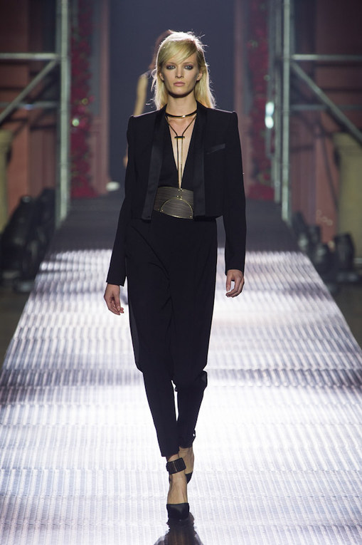 Lanvin at Paris Fashion Week Spring Summer 2013