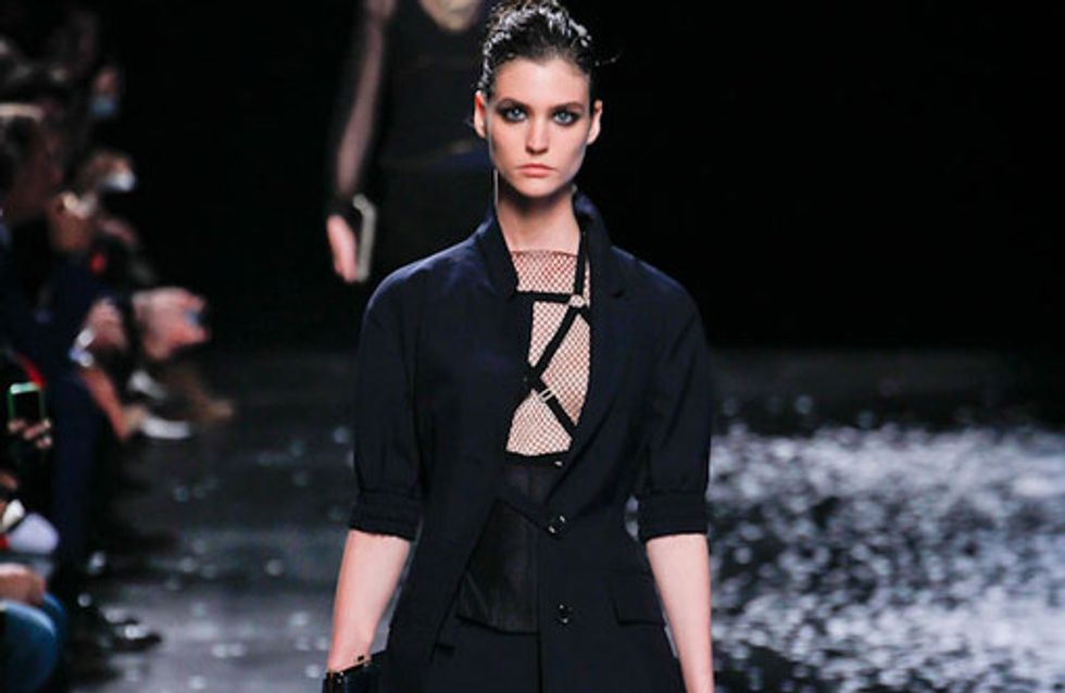 Nina Ricci Parigi Fashion Week primavera/estate 2013