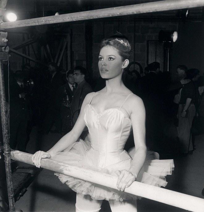 Brigitte Bardot en 1950