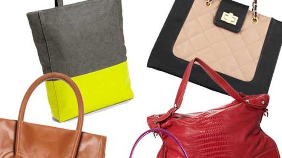 Oversize handbags: 50 big and beautiful bags