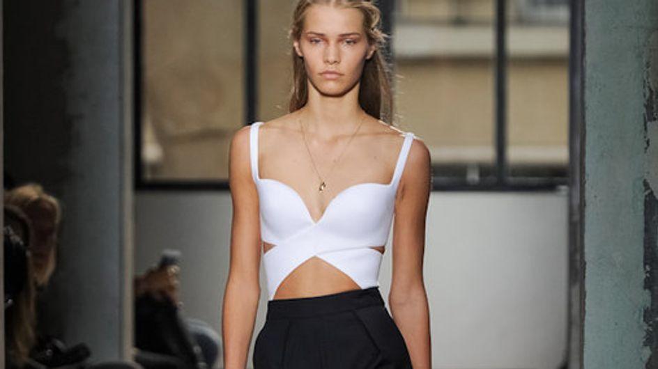 Balenciaga - Paris Fashion Week Spring Summer 2013
