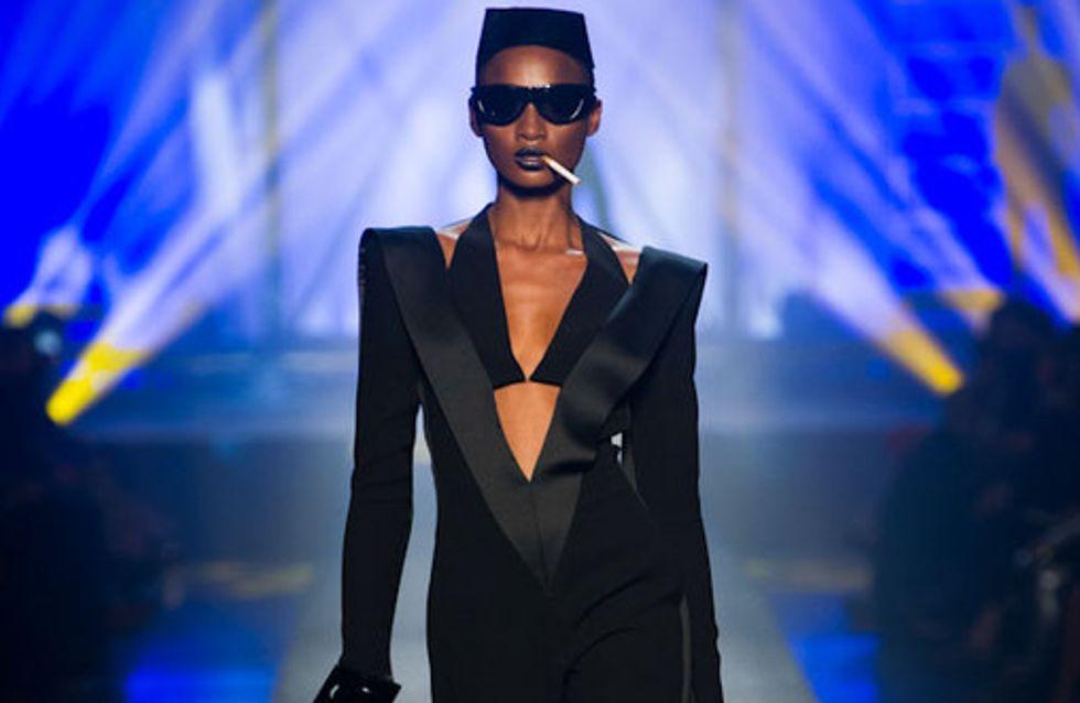 Jean Paul Gaultier Parigi Fashion Week primavera/estate 2013