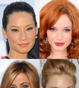 Perfect celebrity skin: Stars with flawless skin