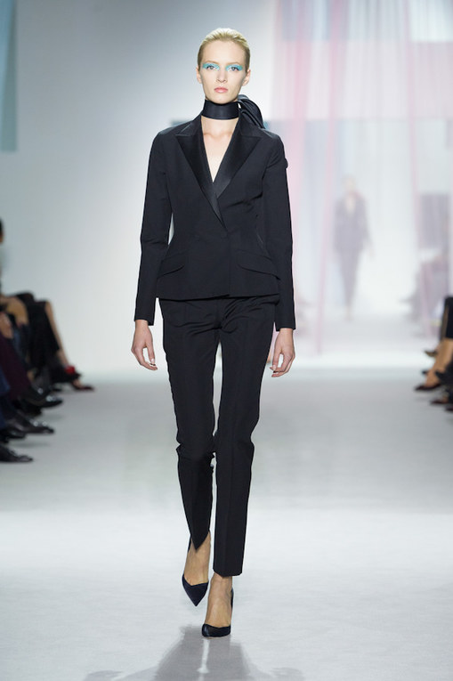 Dior at Paris Fashion Week Spring Summer 2013