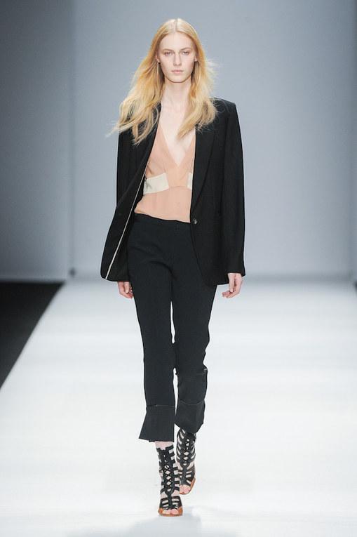 Vanessa Bruno at Paris Fashion Week Spring Summer 2013