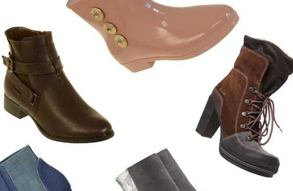 Ankle Boots: 30 Perfect Pairs